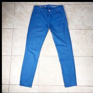 Madewell Skinny SKinny Ankle Jeans!